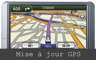 Mise à jour GPS