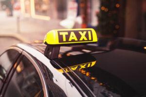 réservation de taxi gare d'Avignon