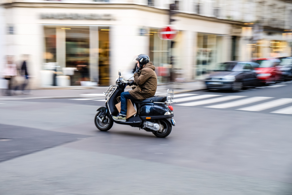 traceur gps scooter