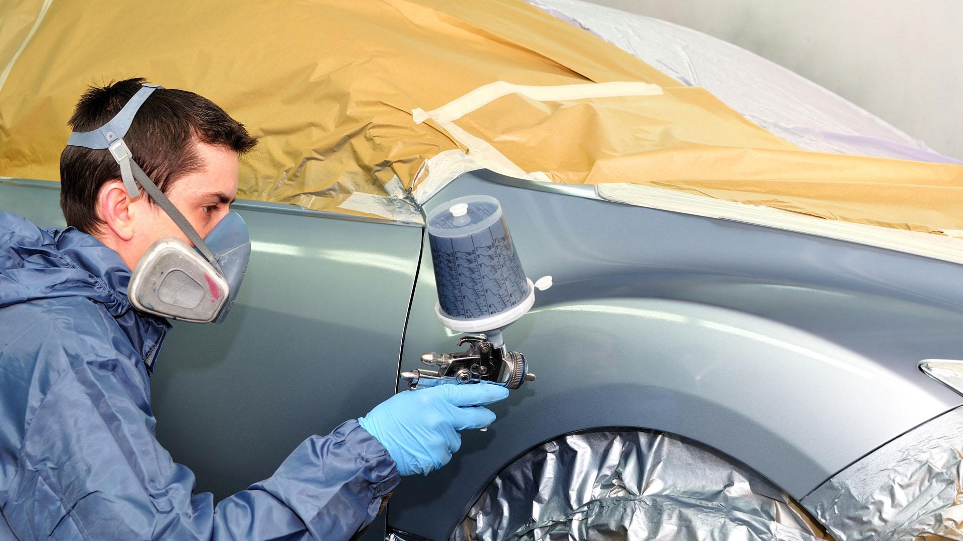 contactez un carrossier professionnel pour la réparation de son véhicule