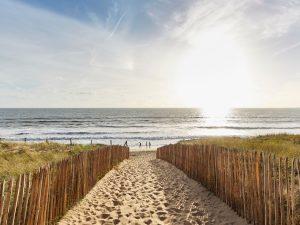 La plage et la nature généreuse à Vendée pour les vacances